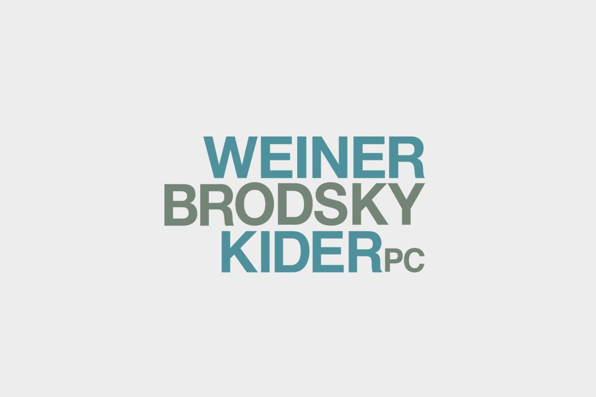 Weiner Brodsky Kider PC - The WBK Firm
